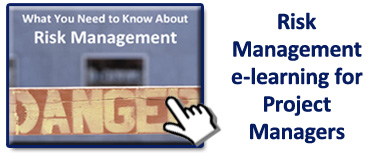 risk management e-learning by Andy Kaufman, PMP